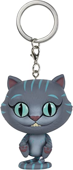 I Love My Cat Token Key Chain