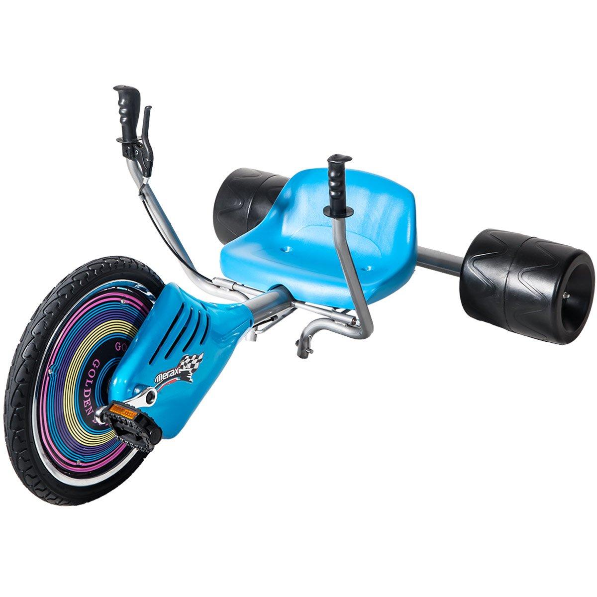 Merax. Children's Drift Trike with 15'' Front Tire by Merax.