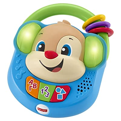 Fisher-Price Laugh and Learn Sing Music Player IN GREEK LANGUAGE : Baby
