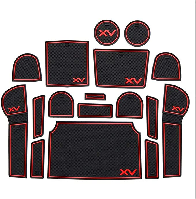 Amazon.es: Subaru Crosstrek XV 2012 2013 2014 (14 Piezas) Custom ...
