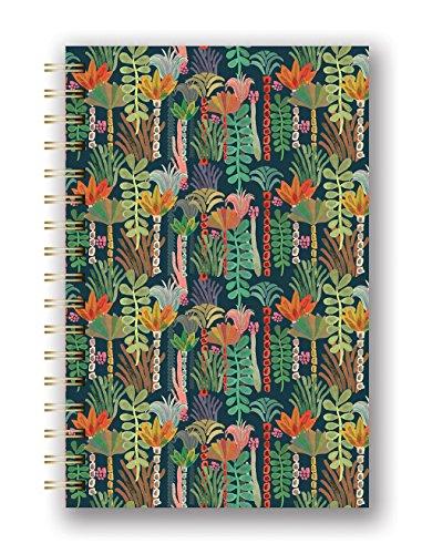 Studio Oh! Hardcover Medium Spiral Notebook Available in 8 Designs, Justina Blakeney Mystic