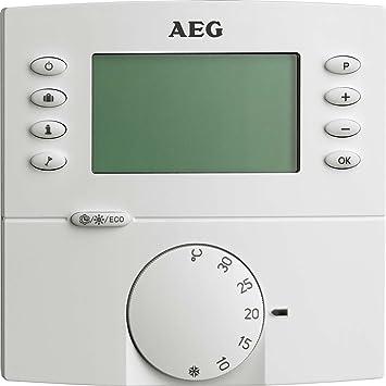 AEG Radio de regulador de temperatura para RTF de D: Amazon.es: Bricolaje y herramientas