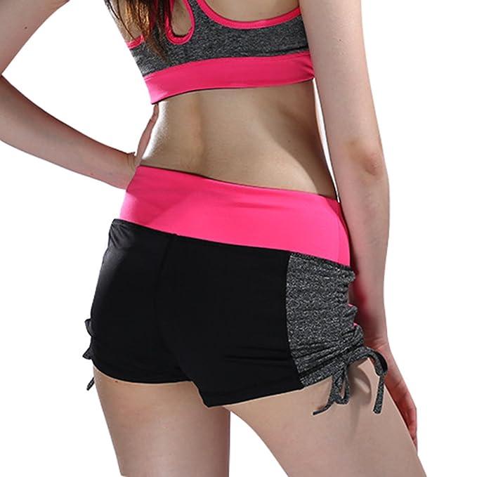 GüNstig Einkaufen Frauen Shorts Sommer Atmungsaktiv Elastische Taille Fitness Laufhose Verschiedene Stile Lauf