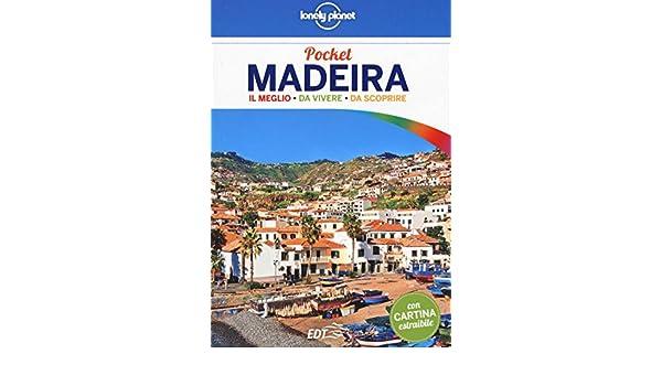 Madeira Cartina.Madeira Con Cartina Marc Di Duca 9788859225805 Amazon
