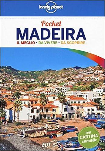 Madeira Cartina.Madeira Con Cartina Amazon Co Uk Marc Di Duca