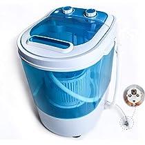 DISPLAY4TOP 3,2 kg lavadora Mini lavadora - Enchufe estándar ...