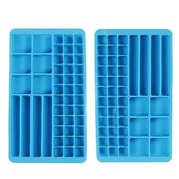 Webake Multi-size Ice Cube Tray