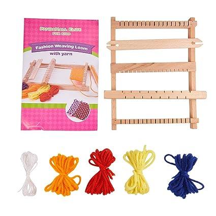 Amazon With Detailed Instructions Pandahall Wood Knitting