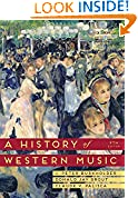 #3: A History of Western Music (Ninth Edition)