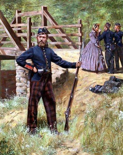 79th new york highlanders - 2
