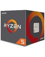 AMD Ryzen 5 1400 Desktop CPU - AM4/Quad Core/3.2GHz – 3.4GHz Turbo/8MB/65W