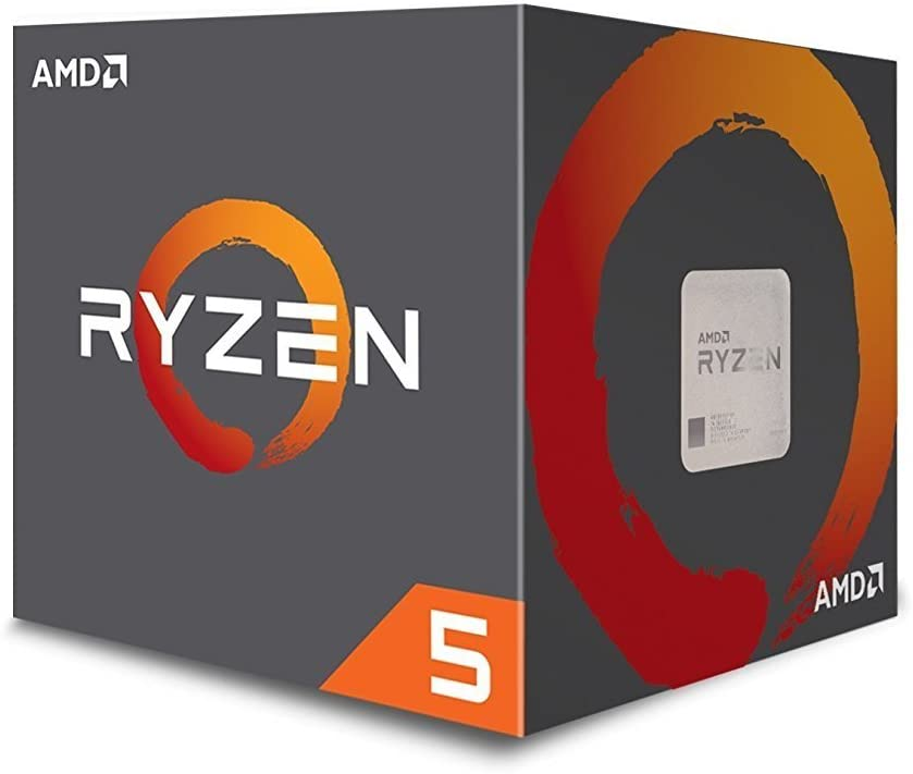 Amazon Com Amd Yd1400bbaebox Ryzen 5 1400 Processor With Wraith Stealth Cooler Computers Accessories