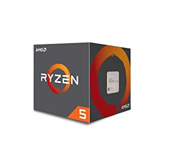 Amazon Com Amd Ryzen 5 1400 Processor With Wraith Stealth Cooler