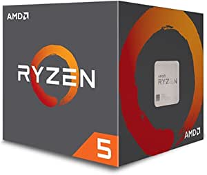 AMD YD1400BBAEBOX Ryzen 5 1400 Processor with Wraith Stealth Cooler