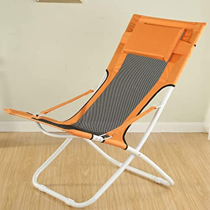 Peachy Xingping Lounge Chair Folding Chair Office Lunch Break Nap Short Links Chair Design For Home Short Linksinfo