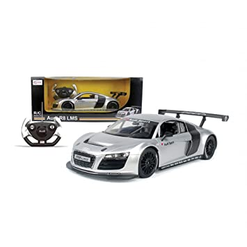 Rastar Radio Control Audi R8 LMS Scale 1:14: Amazon.co.uk: Toys ...