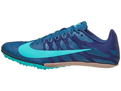 half off 214a1 76bc7 Nike Zoom Rival S 9, Chaussures d Athlétisme Mixte Adulte, Multicolore  Force