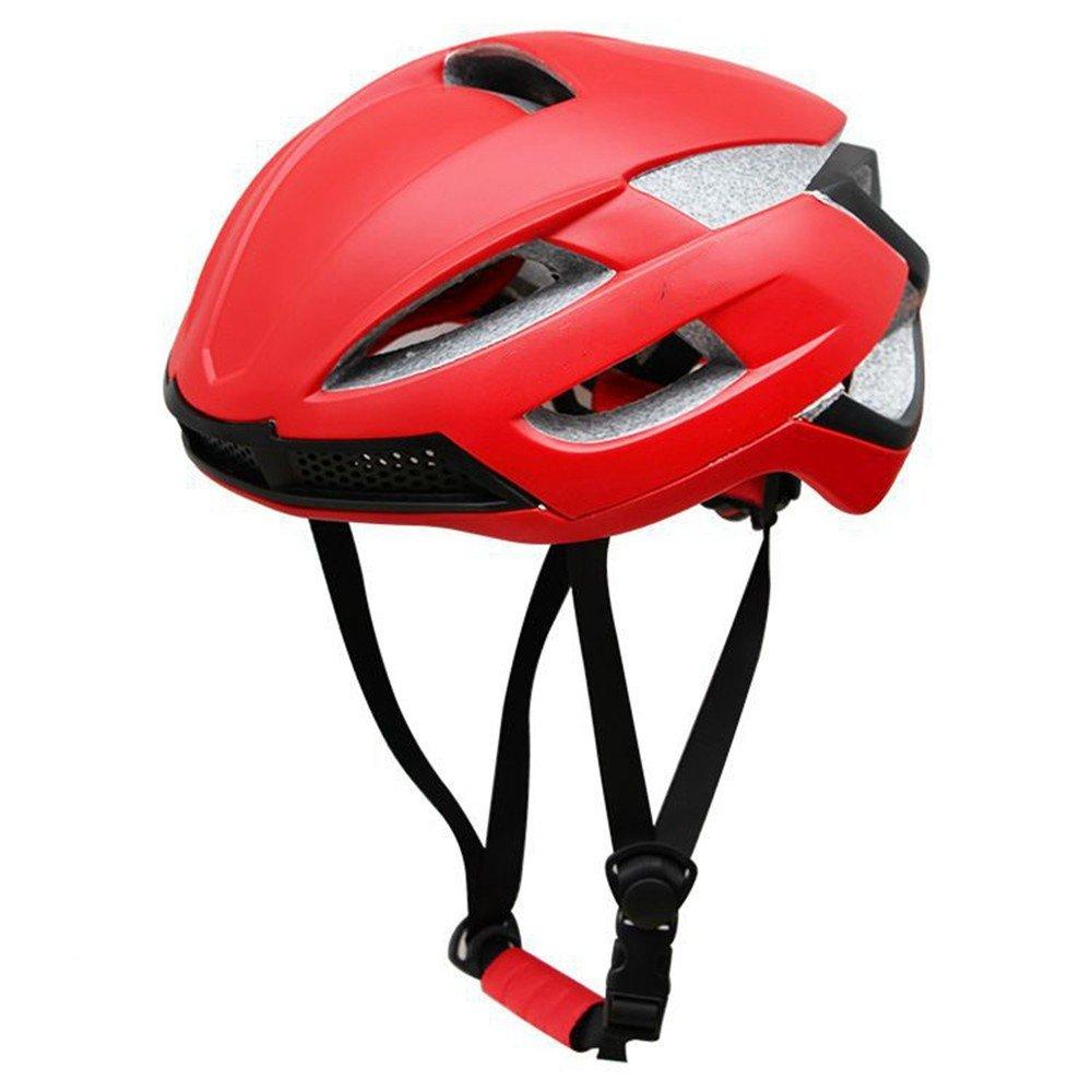 LOLIVEVE Fahrrad Helm Montiert Mountain Highway Helm Atmet