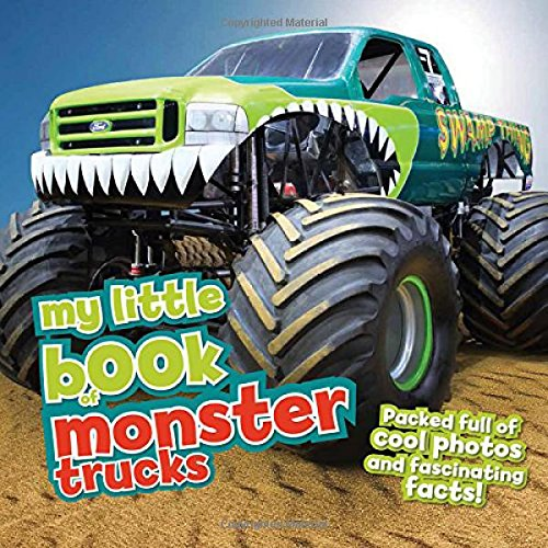 My Little Book Of Monster Trucks Competition Monster Truck Engine