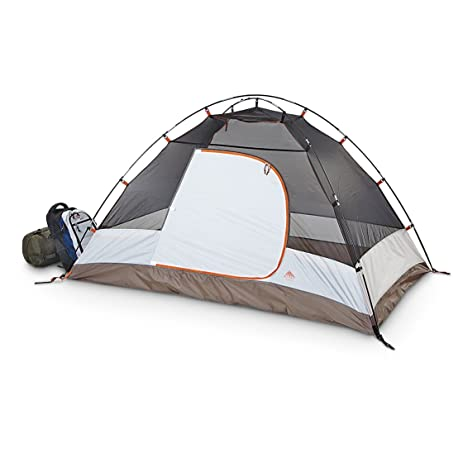 Kelty Zenith 2 Tent White / Green  sc 1 st  Amazon.com & Amazon.com : Kelty Zenith 2 Tent White / Green : Backpacking Tents ...