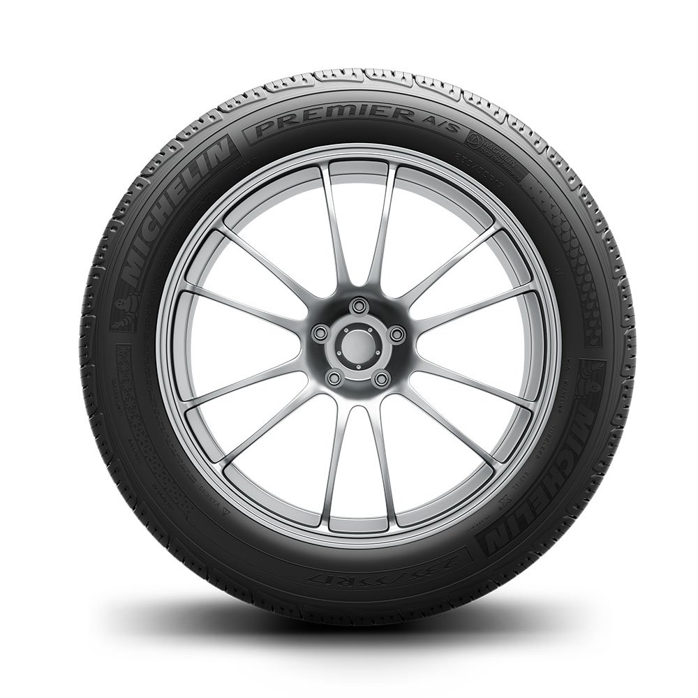 Michelin Premier A/S Touring Radial Tire - 225/55R18 98H