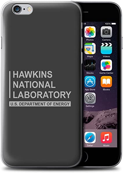 STUFF4 phone Case/Cover/Skin/ip-cc/laboratorio Nacional de Hawkins ...