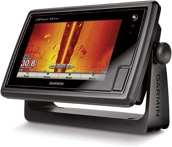 Garmin 0753759993849 GPSMAP 721xs with Worldwide Basemap - plóter ...