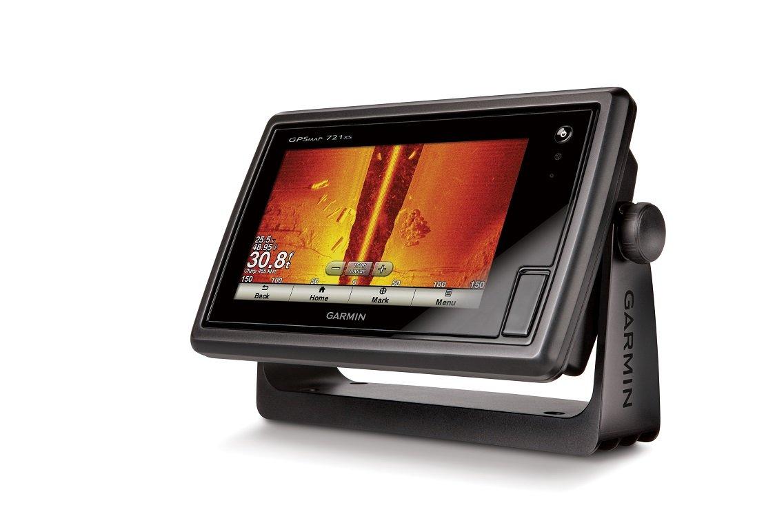 Garmin 010 - 01144 - 10 GPSMAP 721 x s/GMR 18hd Bundle Sistema de ...