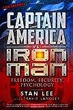 Image of Captain America vs. Iron Man: Freedom, Security, Psychology