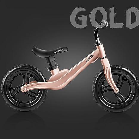 Xiaoping Sport Balance Bike Sin Pedal Walking Bicycle Marco de Magnesio Adecuado para Edades DE 2