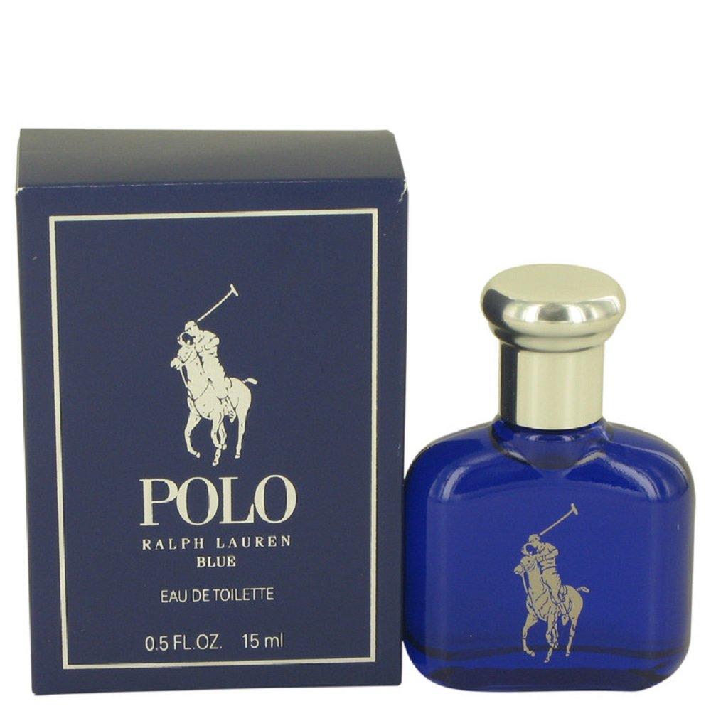Ralph Lauren Polo azul Eau de Toilette para hombres – 15 ml ...