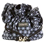 Hadaki Cotton Jewelry Sack (Fantasia Geo)