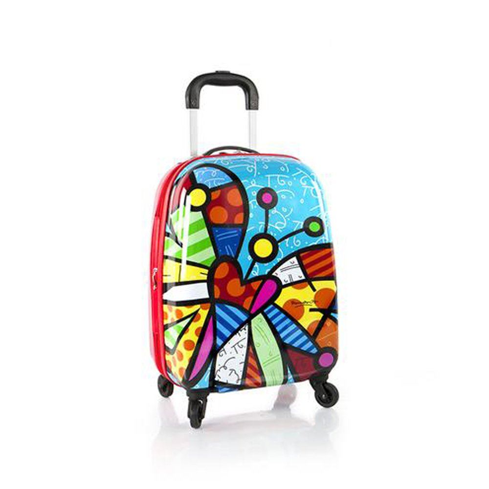 HEYS Britto Tween Spinner Carry-On Luggage 16151-6937-00