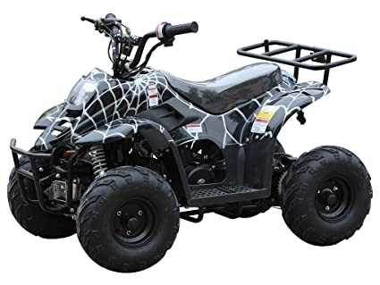 110cc Atv For Sale >> Amazon Com 110cc Atv Four Wheelers Fully Automatic 4 Stroke Engine