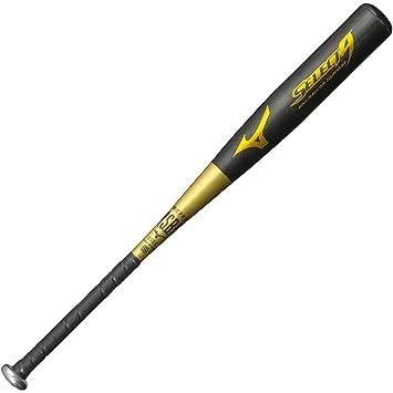 金属製バット 1CJMY13280 MIZUNO 80cm ミズノ セレクトナイン ジュニア 野球 トップバランス 少年軟式用