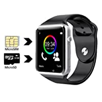 Smartwatch A1 Relógio inteligente C/chip Bluetooth ios/android Tela 1,56 touch