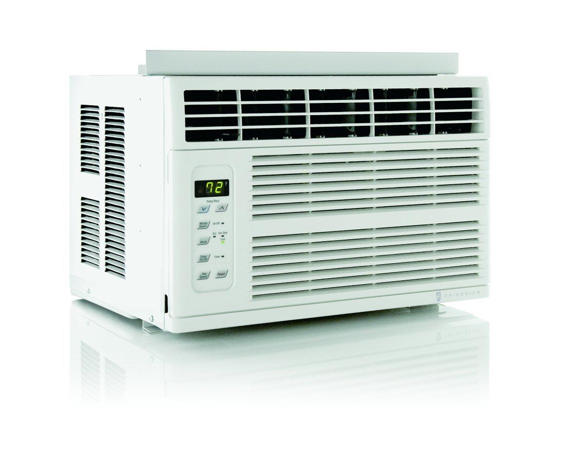Amazon.com: Friedrich CP05G10B Air Conditioner, 5200 Btu, White: Home &  Kitchen
