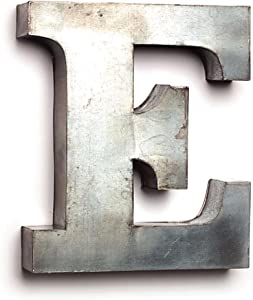 The Country House Collection Tin Letters (E)