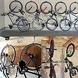 Faswin Heavy Duty Bike Storage Hooks Set, 6-Pack