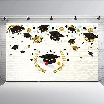 Amazon.com: Fondo de fotografía graduado para graduación ...