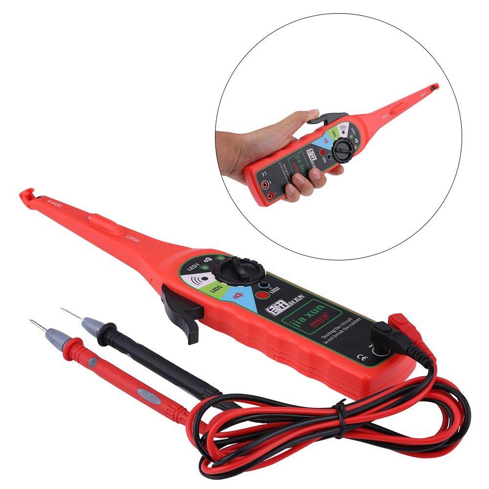 Qiilu Multifunction Auto Circuit Tester Multimeter Lamp Car Repair Electrical Diagnostic Tool by Qiilu (Image #3)