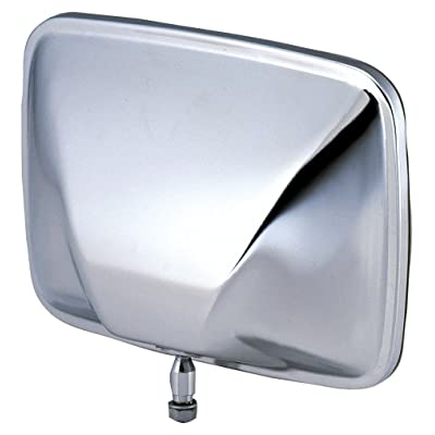 Fit System RH067 Driver/Passenger Side Replacement Universal Head Mirror: Automotive