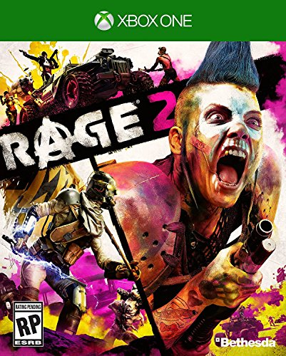 Rage 2 - Xbox One Standard Edition [Amazon Exclusive Bonus]