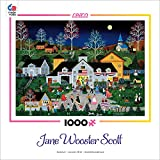 Ceaco Jane Wooster Scott - Swing Your Partner Puzzle