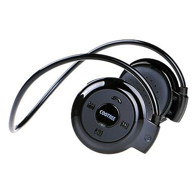 Cootree C220 Jogger deportes inalámbrico a prueba de sudor bluetooth 4.0 auriculares con AptX, manos