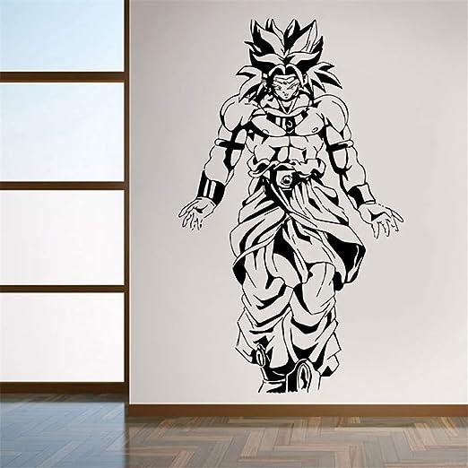 pegatina de pared pegatina de pared frases Dragon Ball Tatuajes de ...