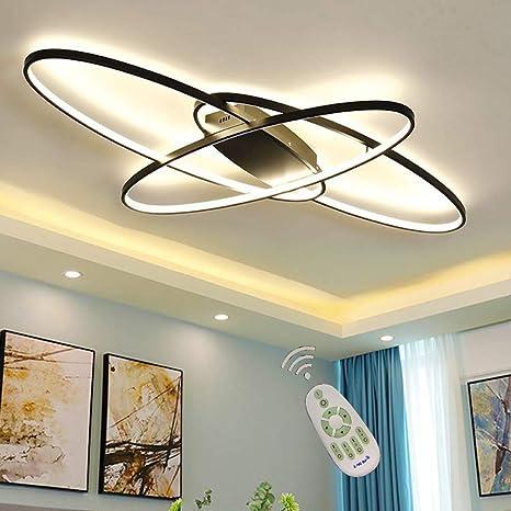 LED Crystal Ceiling Light Bedroom Chandelier Living Dining Room Lamp Modern Chic