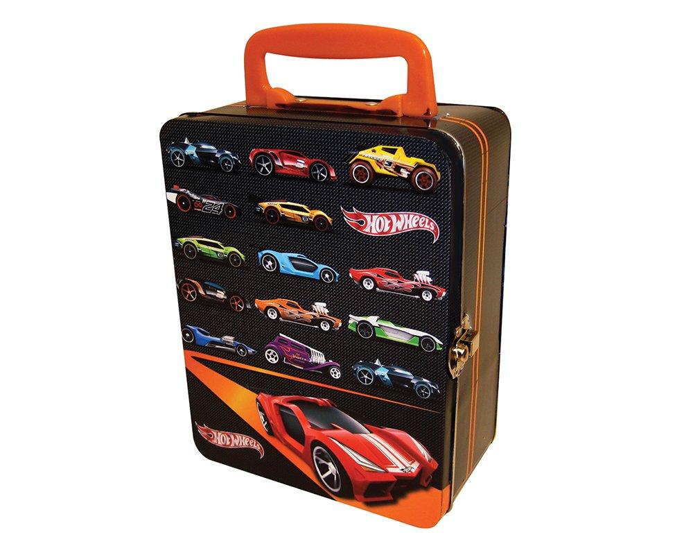 Neat-Oh Hot Wheels 18 Car Vintage Tin Neat Oh A1606XX