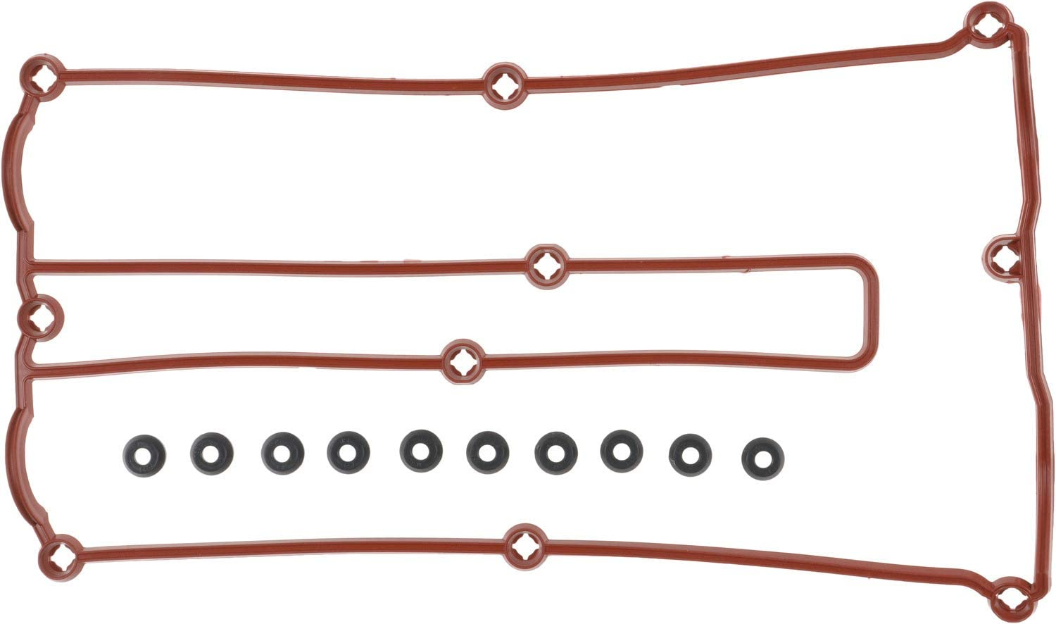 Victor Reinz 15-10677-01 Engine Valve Cover Gasket Set for Select Ford and Mercury 2.0L