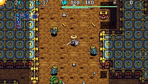 Shiren The Wanderer: The Tower of Fortune and the Dice of Fate - PlayStation Vita by Aksys (Image #3)